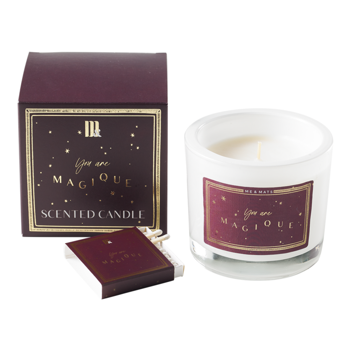 You are magique - Scented candle