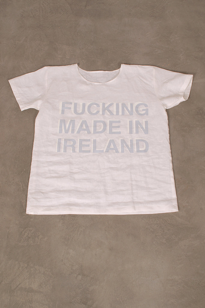 Made in Fucking Ireland Tshirt