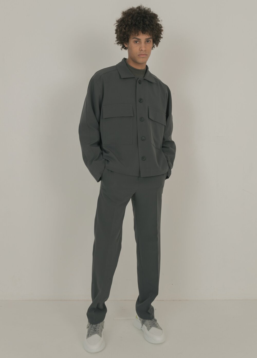 Cold Laundry Grey Enzo Set