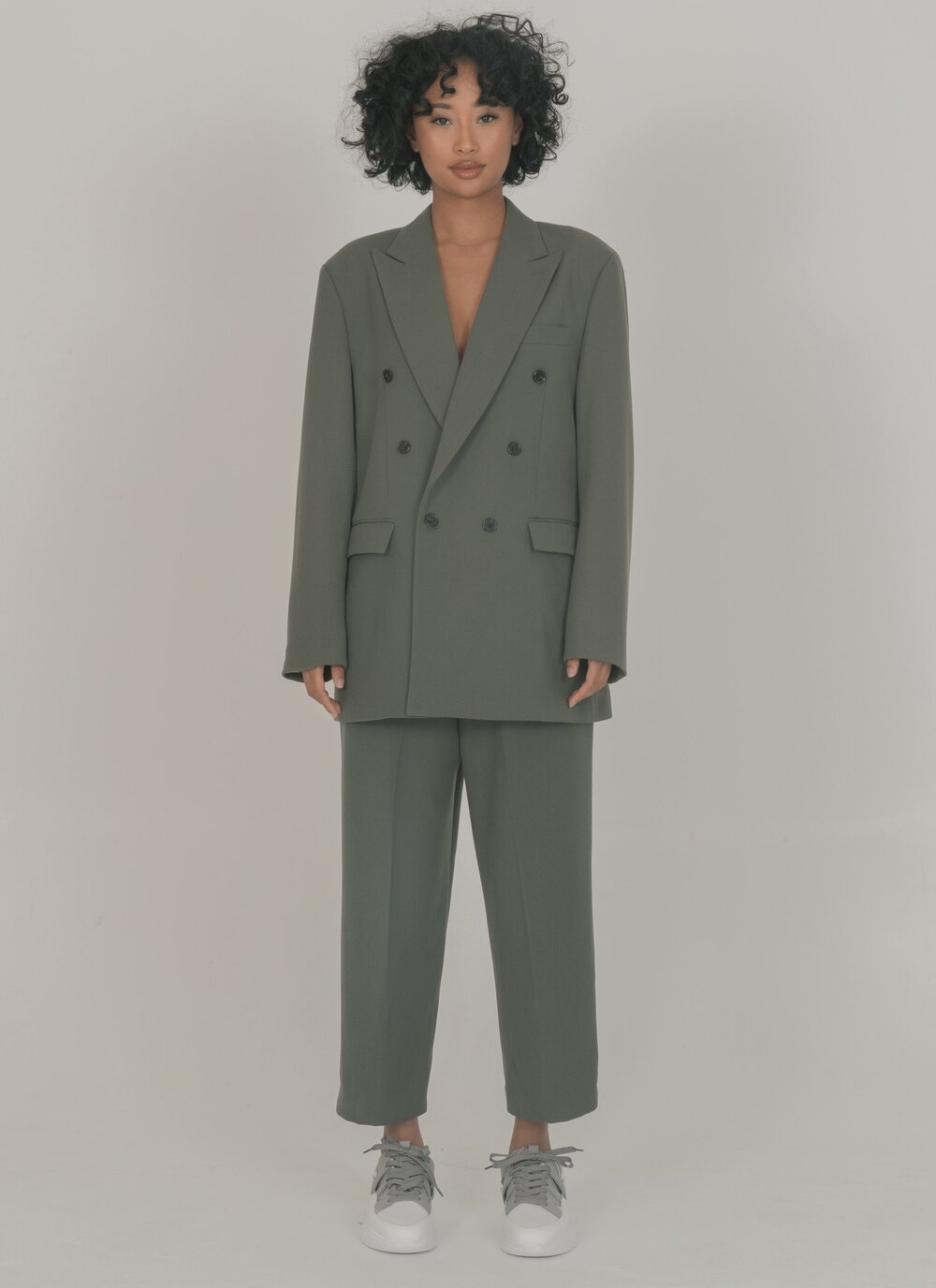 Cold Laundry Olive Suit