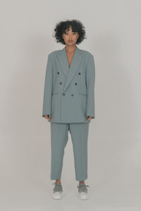 Cold Laundry Bleu Suit