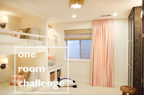 One Room Challenge - Chris Loves Julia