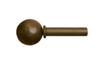 Hammered Ball Finial