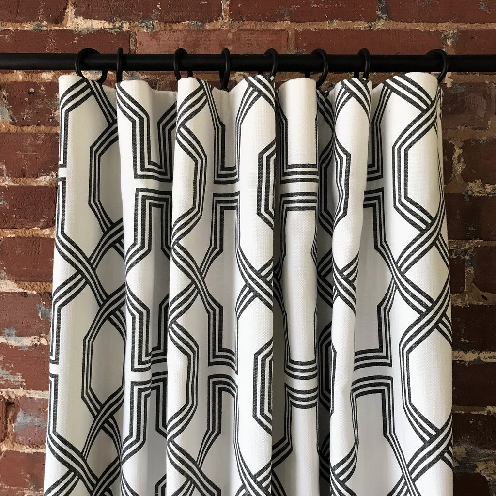 Browse Our Selection Of Patterned Drapery Panels Martha