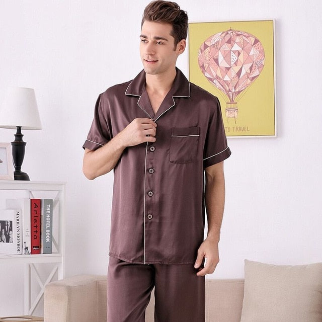 Mulberry Silk Pyjama Homewear