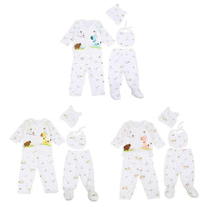 Soft Newborn Baby Underwear Set - PJS.Cool