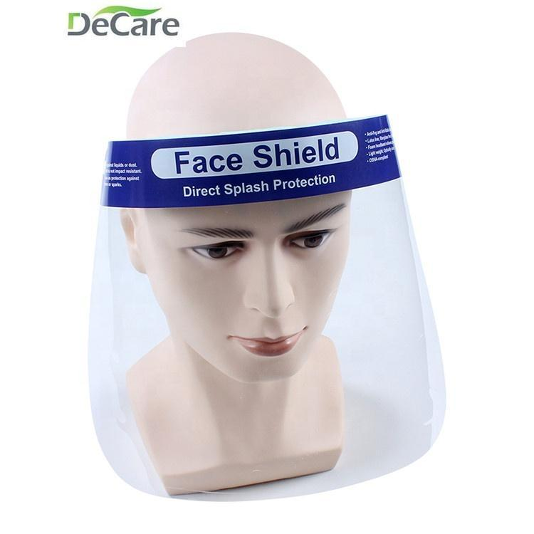 DeCare Medical Grade Safety Face Shield - TheBuyersClub.ca