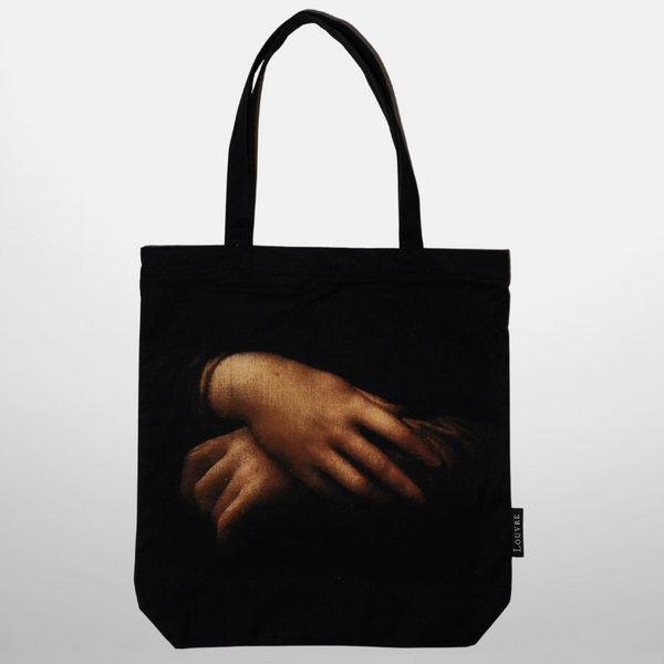 Tote bag Mains Joconde Noir