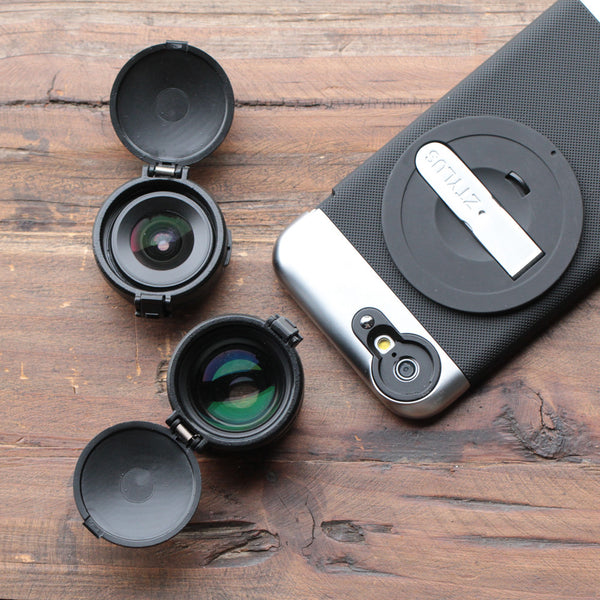 ZTYLUS Z-PRIME LENS KIT V2.0 FOR IPHONE