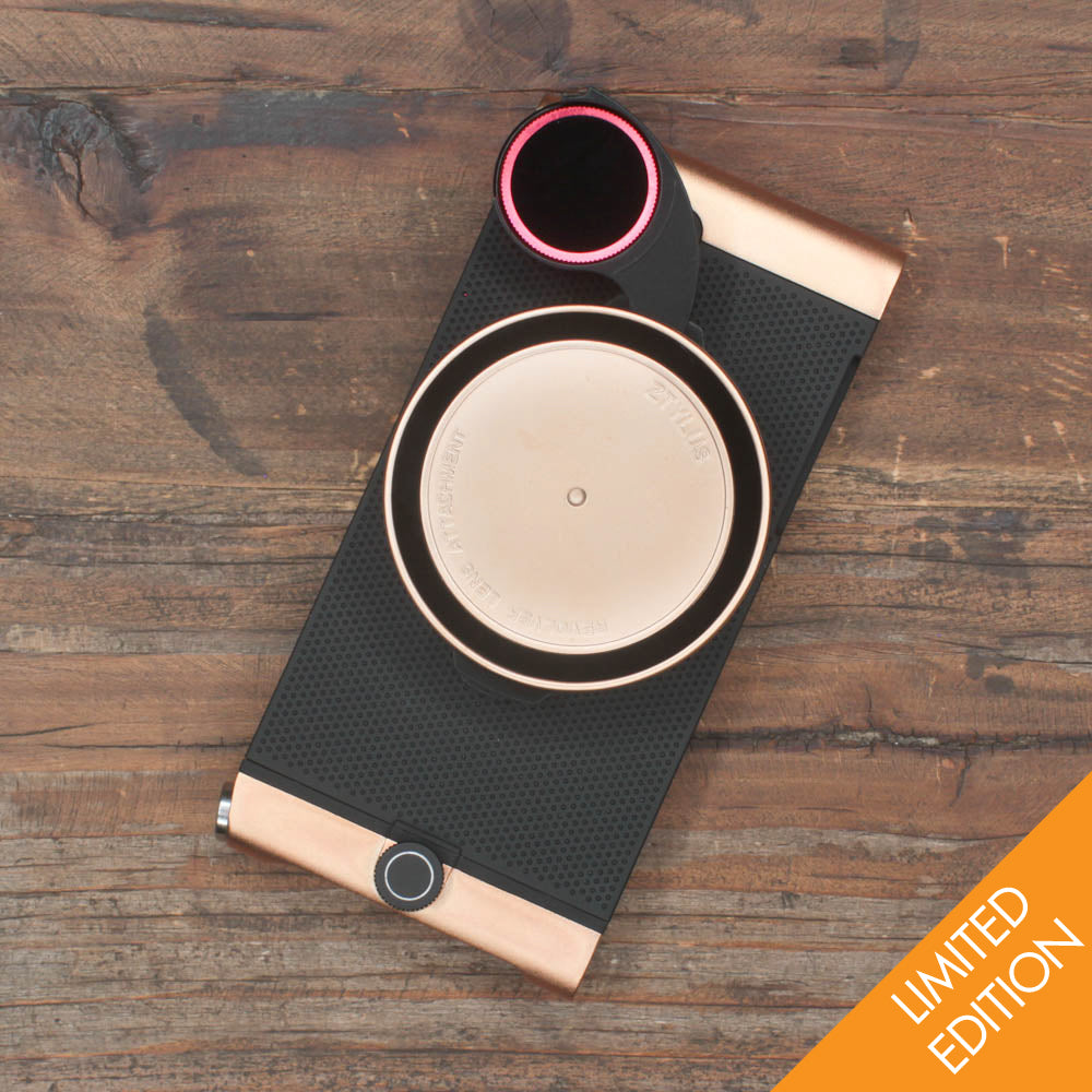 Ztylus Metal Series Camera Kit iPhone 5/5S Limited Edition Rose Gold