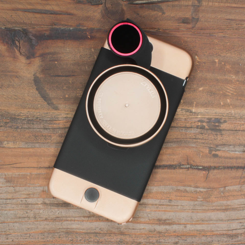 Ztylus Metal Series Camera Kit iPhone 6 Limited Edition Rose Gold