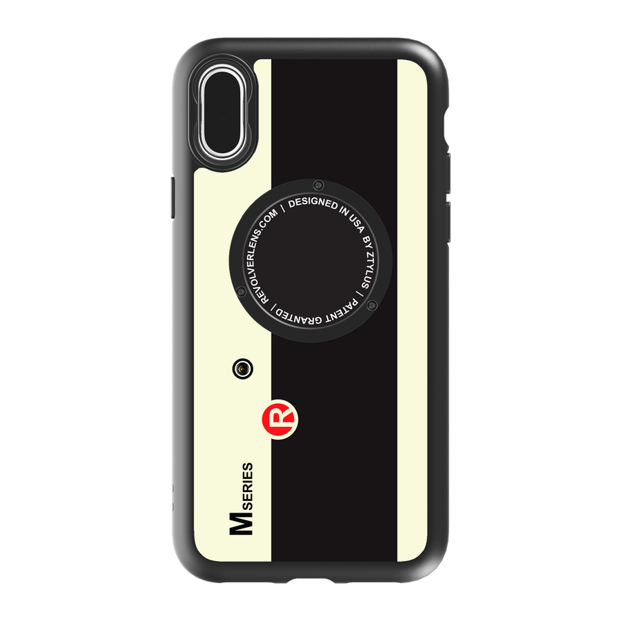 Revolver M Series Case - Retro Camera