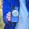 iPhone 7 / 8 Revolver M Series Lens Kit - Glacial River Blue