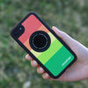 iPhone 7 / 8 Revolver M Series Lens Kit - Rainbow Stripes