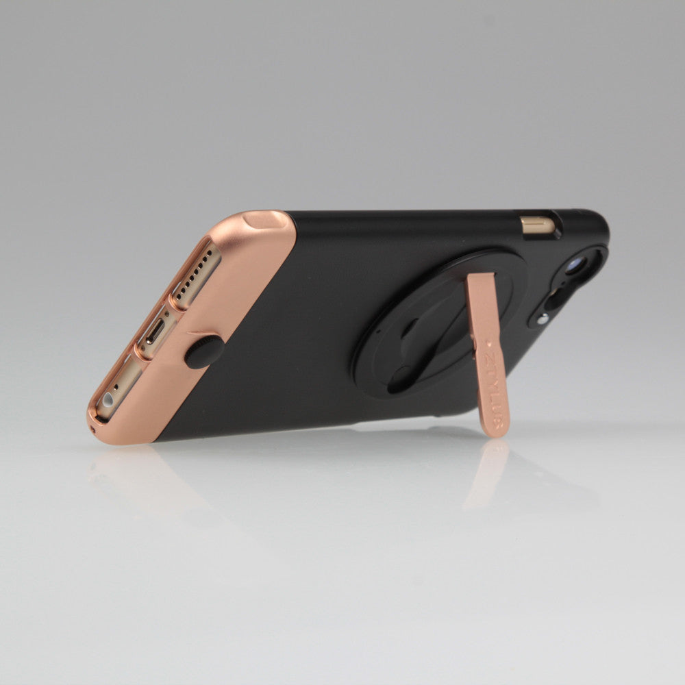Metal Series Rose Gold Camera Kit Limited Edition For IPhone 6 Plus 6s