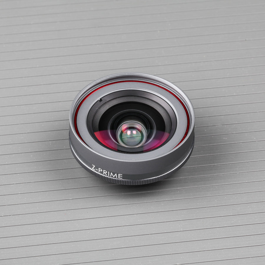 Z-Prime Universal Wide Angle Lens with Free Adapter