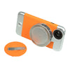 iPhone 6 Metal Series Camera Kit Orange