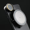 Revolver Lens Camera Kit for iPhone 8 Plus - Gunmetal Edition