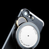 Revolver Lens Camera Kit for iPhone 8 / 7 - Gunmetal Edition
