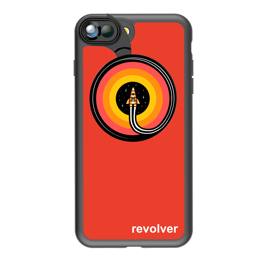 iPhone 7 Plus / 8 Plus Revolver M Series Lens Kit - Into The Outer