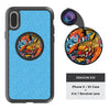 iPhone X / XS Revolver M Series Lens Kit - Dragon Koi