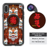 iPhone X / XS Revolver M Series Lens Kit - Kung Hei Fat Choi (Dark Red)