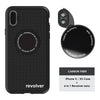 iPhone X / XS Revolver M Series Lens Kit - Carbon Fiber (Black)