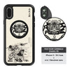iPhone X / XS Revolver M Series Lens Kit - Five Tiger Generals ( Zhang Fei )