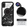 iPhone Xs Max Revolver M Series Lens Kit - Mix Marble
