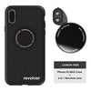 iPhone Xs Max Revolver M Series Lens Kit - Carbon Fiber (Black)