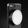 Revolver Lens Camera Kit for iPhone 8 Plus - Silver Edition