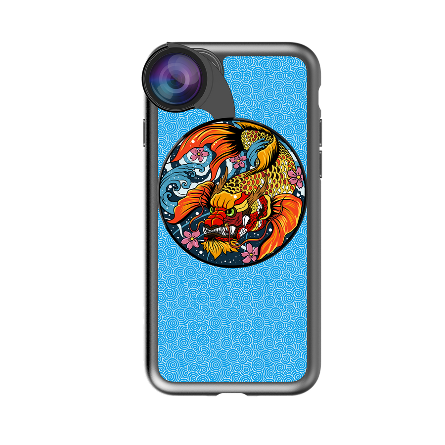 iPhone 7 / 8 Revolver M Series Lens Kit - Dragon Koi