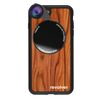 iPhone 7 Plus / 8 Plus Revolver M Series Lens Kit - Wood Pattern