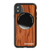 iPhone X Revolver M Series Lens Kit - Wood Pattern