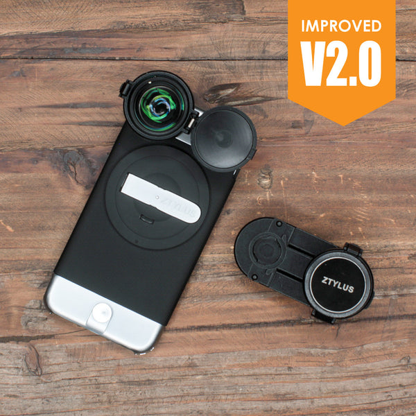 Z-Prime Lens Kit V2.0 for iPhone 6 / 6s