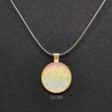 Load image into Gallery viewer, Pastel Rainbow Pendant