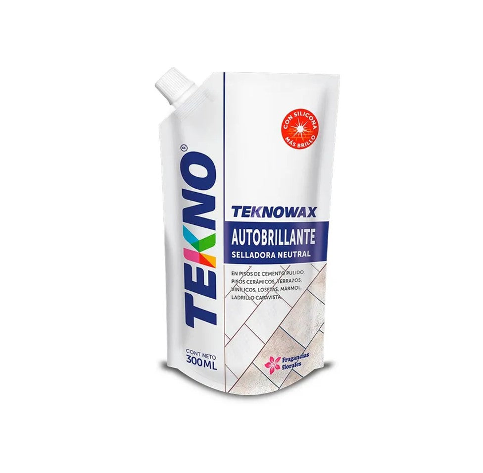 CERA TEKNO AUTOBRILLANTE NEUTRAL