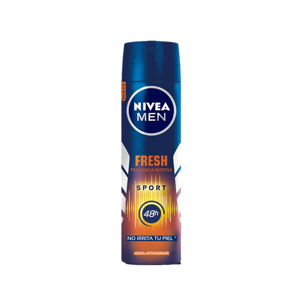 DESODORANTE NIVEA MEN FRESH SPORT