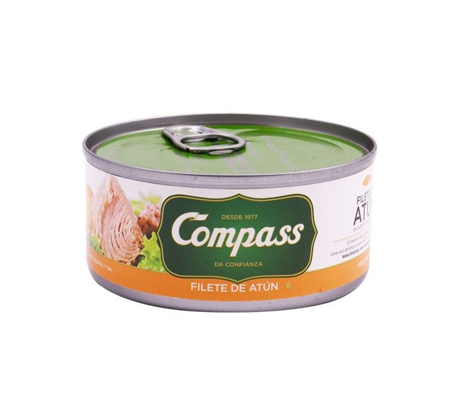 FILETE DE ATUN COMPASS