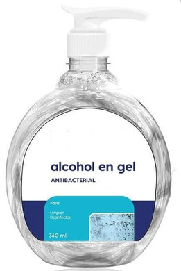 ALCOHOL EN GEL