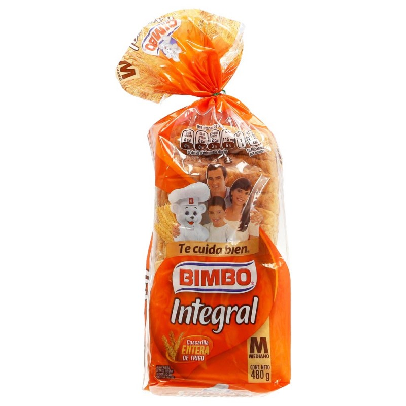 PAN INTEGRAL BIMBO