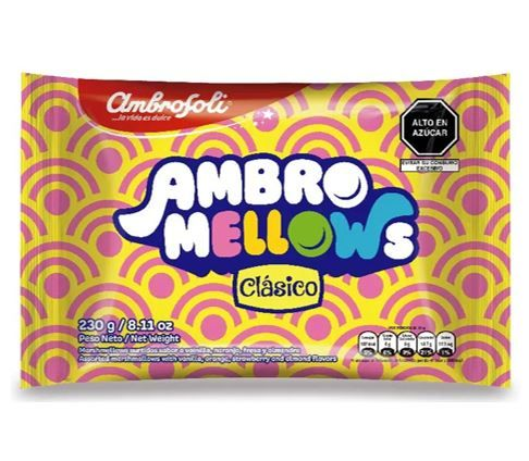 BOMBONES MELLOWS AMBROSOLI