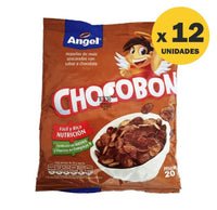 CEREAL ANGEL CHOCOBON HOJUELAS CHOCOLATE