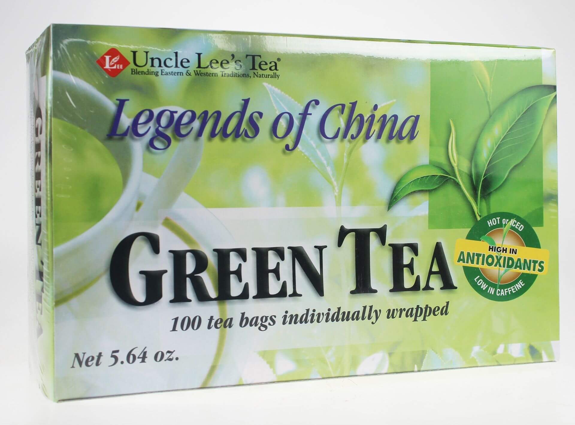 GREEN TEA CHINO INFUSIONES FILTRANTES
