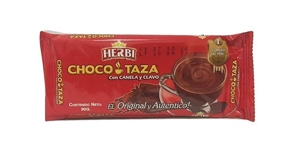 CHOCOLATE HERBI CHOCOTAZA