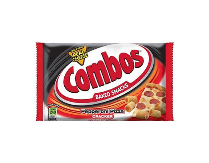 COMBOS PIZZA PEPPERONI CRACKER