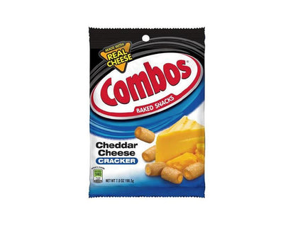 COMBOS QUESO CHEDDAR CRACKER