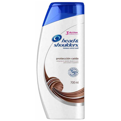 SHAMPOO HEAD SHOULDERS PROTECCION CAIDA
