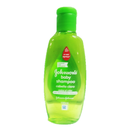 SHAMPOO JOHNSONS MANZANILLA