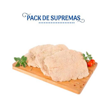 PACK DE SUPREMAS CHIMU